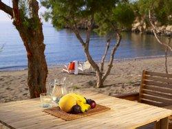 Bild zur kostenlos inserierten Ferienunterkunft Apothikes Apartments an der Südküste Kretas.