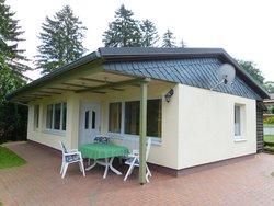 Bild zur kostenlos inserierten Ferienunterkunft Ferienhaus am Malchiner See.