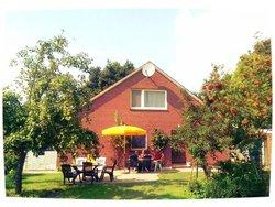 Bild zur kostenlos inserierten Ferienunterkunft Polderhaus Ferien am Dollart (www.polderhaus.de).