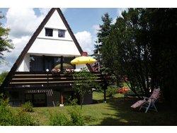Bild zur kostenlos inserierten Ferienunterkunft Highland-Haus im Fichtelgebirge/Bayern.