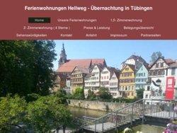 Bild zur kostenlos inserierten Ferienunterkunft Ferienwohnungen Hellweg.