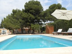 Bild zur kostenlos inserierten Ferienunterkunft Casa Cervera, L`Amettla de Mar.