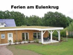 Bild zur kostenlos inserierten Ferienunterkunft Eingezeunten Ferienhaus in Mecklenburg bei Wismar in Alleinlage.