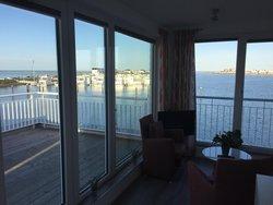 Bild zur kostenlos inserierten Ferienunterkunft 4-Zi-Doppelhaushälfte LOOTSEN HUS.