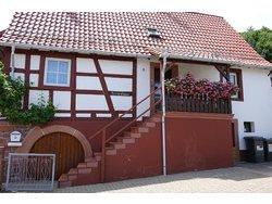Bild zur kostenlos inserierten Ferienunterkunft Fachwerkhaus an der Südlichen Weinstraße.