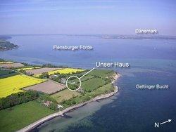 Bild zur kostenlos inserierten Ferienunterkunft Ferienwohnungen Husfeld mit Ostseeblick.