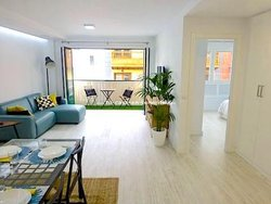 Bild zur kostenlos inserierten Ferienunterkunft Sonniges Apartment in Puerto de la Cruz.