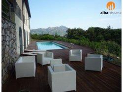 Bild zur kostenlos inserierten Ferienunterkunft Luxusvilla mit Pool in Capoliveri Insel Elba Toskana (325CL).