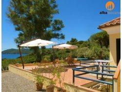 Bild zur kostenlos inserierten Ferienunterkunft Villa mit Meerblick auf der Insel Elba in Norsi Capoliveri (374CL).