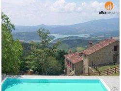 Bild zur kostenlos inserierten Ferienunterkunft Landhaus mit Pool in Toskana in Bauernhof in Sansepolcro Arezzo (632SS).