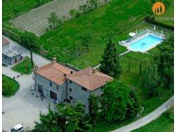 Bild zur kostenlos inserierten Ferienunterkunft Bauernhaus mit Pool in Toskana Arezzo in Caprese Michelangelo (638CM).
