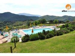 Bild zur kostenlos inserierten Ferienunterkunft Bauernhaus in Toskana im Mugello Tal Dicomano Florenz (654DM).