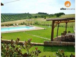 Bild zur kostenlos inserierten Ferienunterkunft Ferienwohnungen mit Schwimmbad in der Toskana Maremma Grosseto (536GR).