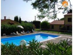 Bild zur kostenlos inserierten Ferienunterkunft Toskana Ferienwohnungen mit Pool Cecina Etruskische Küste (541CC).