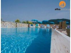 Bild zur kostenlos inserierten Ferienunterkunft Bauernhof mit Pool in der Toskana nahe Capalbio Maremma Grosseto (547MC).
