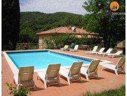 Bild zur kostenlos inserierten Ferienunterkunft Toskana Ferienunterkunft nah am Meer Maremma Grosseto (120RV).