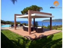 Bild zur kostenlos inserierten Ferienunterkunft Luxusvilla mit Pool auf der Insel Elba in Capoliveri (324CL).