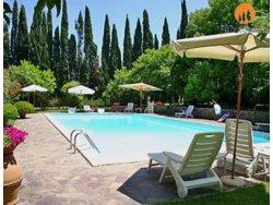 Bild zur kostenlos inserierten Ferienunterkunft Landgut mit Pool in Gavorrano Maremma Toskana (602GV).