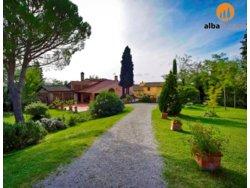 Bild zur kostenlos inserierten Ferienunterkunft Ferienwohnung in Agriturismo in Castelfiorentino Florenz Toskana (611CF).