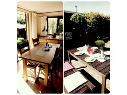 Bild zur kostenlos inserierten Ferienunterkunft Chalet am IJsselmeer.