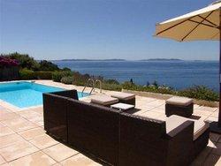 Bild zur kostenlos inserierten Ferienunterkunft Villa Les Flots Bleus.