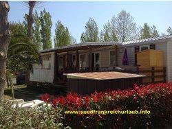 Bild zur kostenlos inserierten Ferienunterkunft Mobilhome Südfrankreich / Vias.