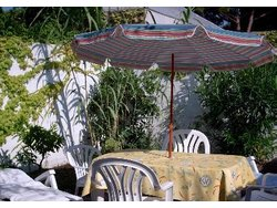 Bild zur kostenlos inserierten Ferienunterkunft Ferienhaus La Grande Motte am Meer.