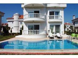 Bild zur kostenlos inserierten Ferienunterkunft Belek Golfvillage Villa O.