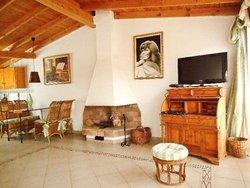 Bild zur kostenlos inserierten Ferienunterkunft Rosa Ferienhaus am Meer.