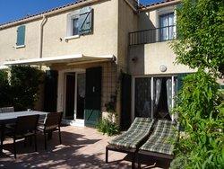 Bild zur kostenlos inserierten Ferienunterkunft Ferienhaus Les Clos des Pins 3 Gruissan.