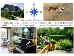 Bild zur kostenlos inserierten Ferienunterkunft Lütt Hüs Scharbeutz.