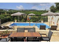 Bild zur kostenlos inserierten Ferienunterkunft Ferienhaus Villa Semeli.
