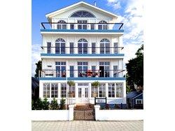 Bild zur kostenlos inserierten Ferienunterkunft Strandhuus - Urlaub aan de Ostsee.