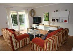 Bild zur kostenlos inserierten Ferienunterkunft Strandhaus am Fleesensee - Wohnung 2.