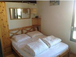 Bild zur kostenlos inserierten Ferienunterkunft Ferienwohnung mit Blick aufs Meer.