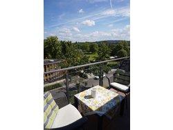 Bild zur kostenlos inserierten Ferienunterkunft Ferienwohnung im Kurpark Bad Hersfeld.
