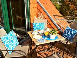 Bild zur kostenlos inserierten Ferienunterkunft (Villa Seewind Whg.18 ).