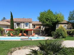 Bild zur kostenlos inserierten Ferienunterkunft Mas d'hortense in ruhiger Lage in Orange - Provence Vaucluse.