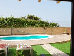Bild zur kostenlos inserierten Ferienunterkunft Ferienhaus Casa Arianny mit Pool für 6 Personen.
