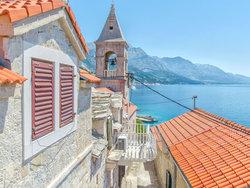 Bild zur kostenlos inserierten Ferienunterkunft Ferienhaus in Pisak, Riviera Omiš, Kroatien.