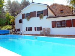 Bild zur kostenlos inserierten Ferienunterkunft CASALE CIVETTA - Zimmer ALLOCCO.