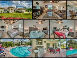 Bild zur kostenlos inserierten Ferienunterkunft Villa VanillaSky mit Pool.