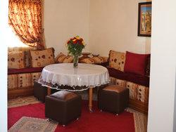 Bild zur kostenlos inserierten Ferienunterkunft AGADIR,MAROKKO! Moderne, komplette 3-Zi-Ferienwohnung an der Sonne.