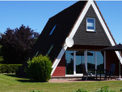 Bild zur kostenlos inserierten Ferienunterkunft Carolinensiel Ferienhaus Meents Deichstraße 69.