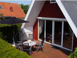 Bild zur kostenlos inserierten Ferienunterkunft Carolinensiel Ferienhaus Meents Deichstraße 42.