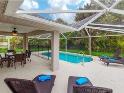 Bild zur kostenlos inserierten Ferienunterkunft Villa-Skywriter Florida, Cape Coral.