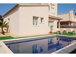 Bild zur kostenlos inserierten Ferienunterkunft Casa Daniel mit Privatpool und Klimaanlage.