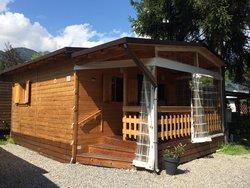 Bild zur kostenlos inserierten Ferienunterkunft Häuschen am See.