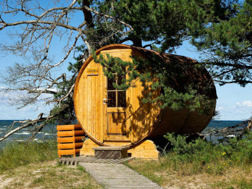 Schweden Sauna